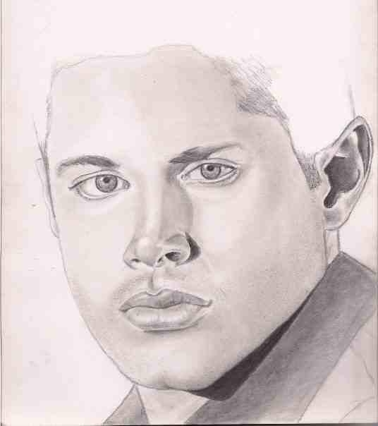 Jensen Ackles por sadyel1988